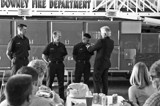 Downey Fire Graduation 2000 (3)