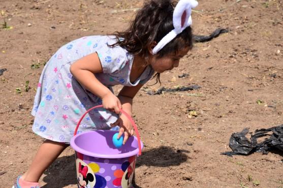 Sarah, Easter 20158
