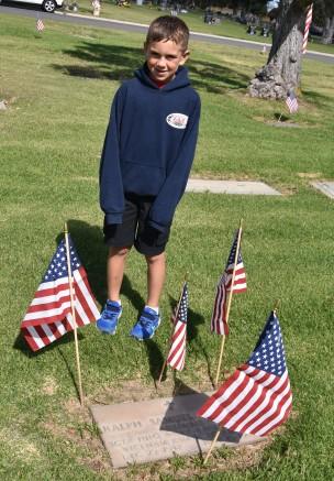 Cruz Memorial Day 2019