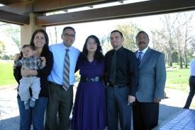 Juan, Carol, Danny, Paul