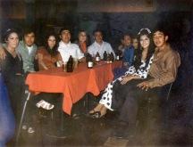 El Castillo Club, Santa Ana