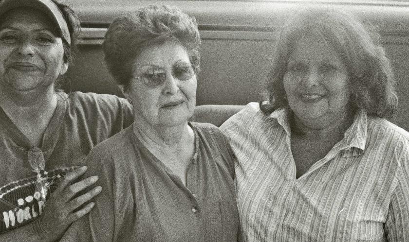 Esther, Mom, Margie