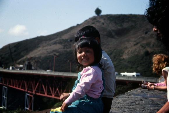 Golden Gate Bridge Nene & Pops