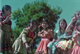 Cissy, Kiki, ballet folklorico