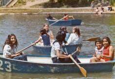 Irvine Lake, Kiki, Marty, Cissy