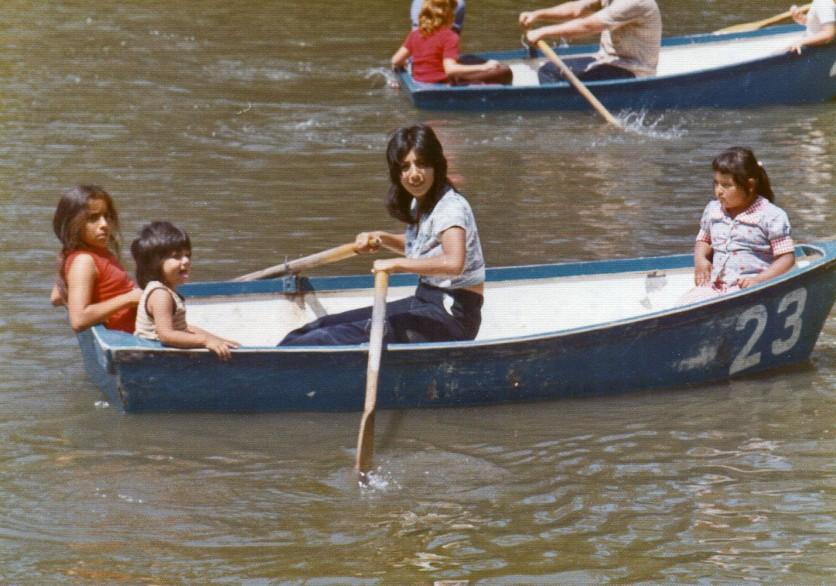 Irvine Lake, Cissy, Jr., Martie