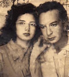 Darío & sister Sara