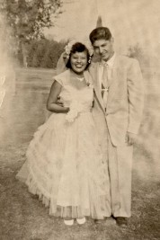 Margie & David