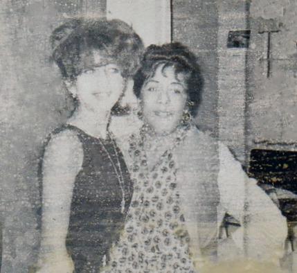 Carol & Mama Nene