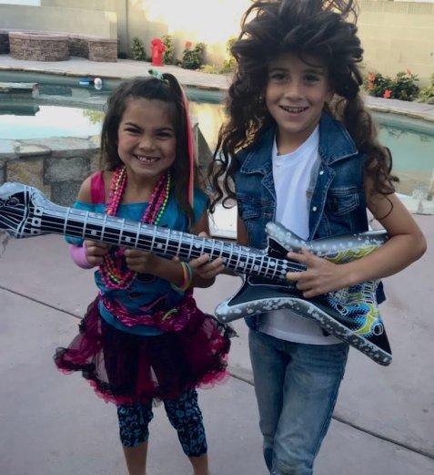 Rocks Stars, Sami & Cruz 2020