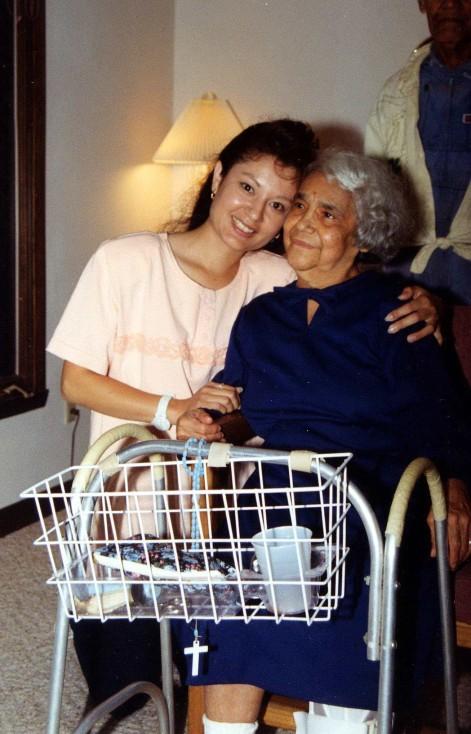 Kiki & Tia Teresa