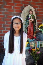 Miranda 1st Communion