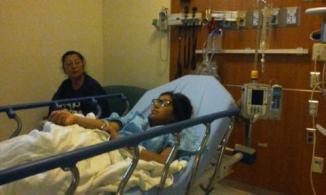 Miranda in the ER