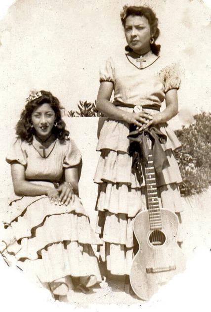 Mama Nene & Nina Mary