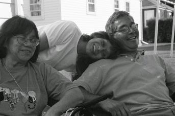 Nicky, Frannie, Angie, WI