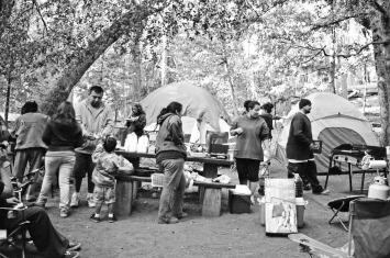 Palomar Mtn. family camping trip