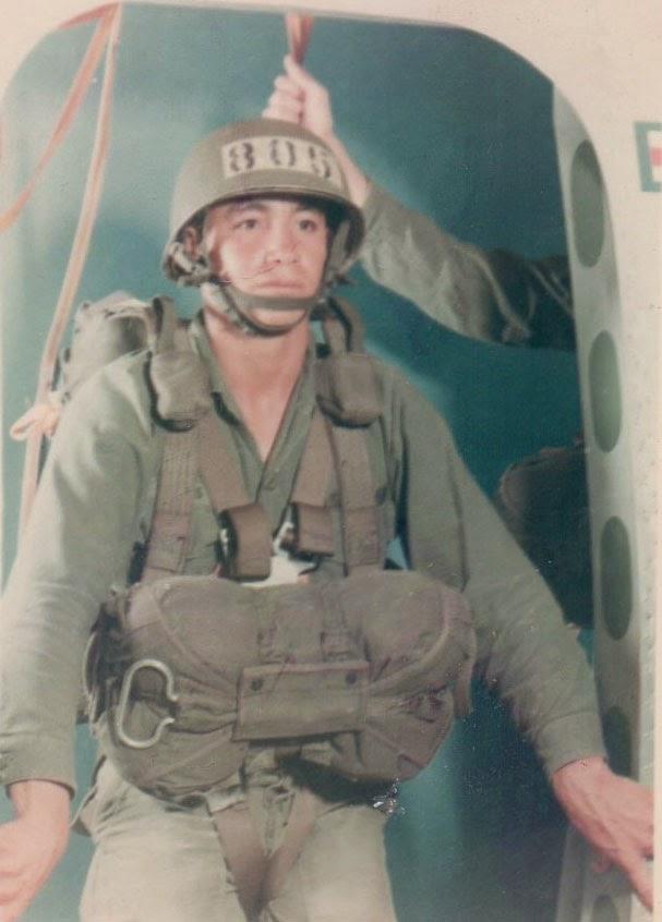 108 Paratrooper Chagui 1968