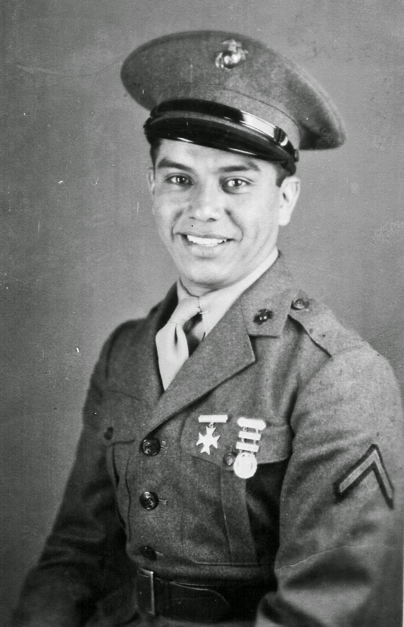 "094 Phil ""Mon"" Castillo, Korean War time"