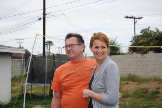 Bill & Megan