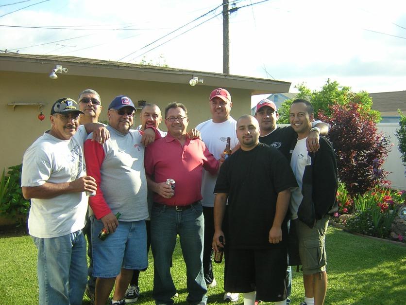 Papa Bill Saylor & Boys