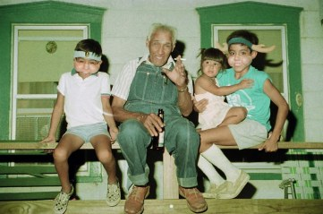 Pops, Tio Teofilo, Nene, Tacho