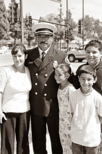 Public Safety Dedication, Norwalk, Chacho & Family