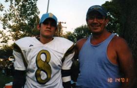 Daniel Robles 2001