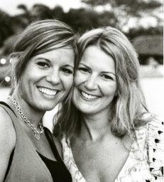 Megan and Shea, 2011, Costa Rica