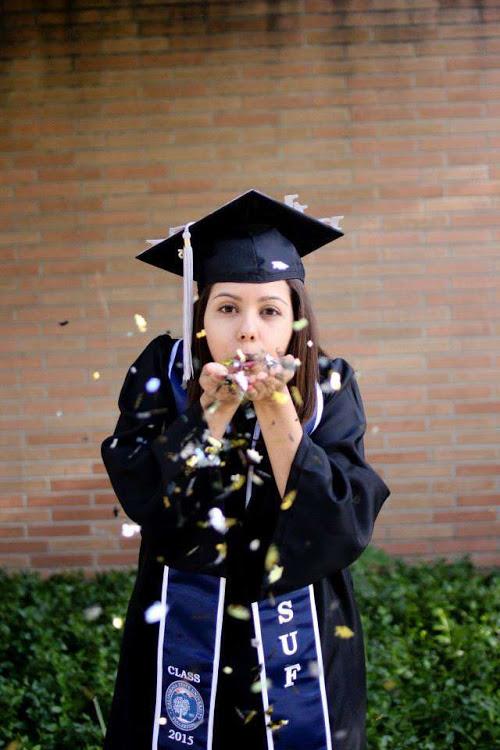 Victoria graduation, Cal St. Fullerton