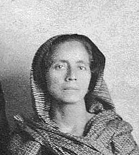 Abuela, Diega Loredo, (1891-1935)